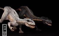 Nanmu Indoraptor Figure Raptor Statue Dinosaur Model Collector Toy Dinos Gift