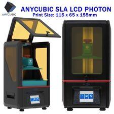 "ANYCUBIC LCD Photon 3D Printer SLA Off-line Print 2.8""TFT 250ml UV-LED Resin US"