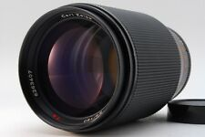 【For Parts】 CONTAX Carl Zeiss Sonnar T* 180mm f/2.8 AEG Lens w/Caps JAPAN #2476