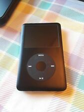 Apple iPod classic 6th Generation Black 80GB Never used Bought new but scratched