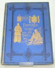 MANNING Spanish pictures Drawn pen and pencil Gustave Doré Espagne 1876 LA19