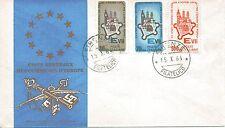 Repubblica Italiana 1964 FDC Re.Ru. Ass Gen. Comuni d'Europa