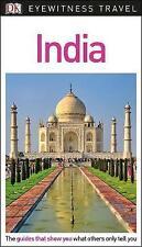 DK Eyewitness Travel Guide India by DK (Paperback, 2017)