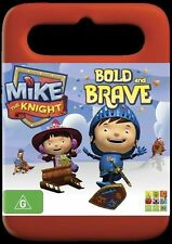 Mike The Knight - Bold And Brave (DVD, 2013) (D175)