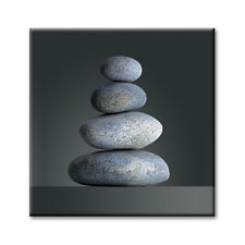 "Cc Arte-Canvas Print-Vertical Pebbles - 24 ""X 24"""