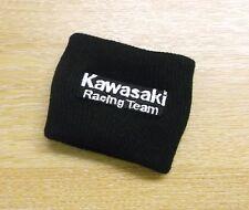 Genuine Kawasaki SBK/Ninja Replica black wrist band 186KRM0003