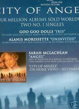 Alanis Morissette Sarah Mclachlan Goo Goo Dolls Promo