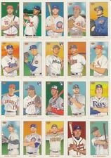 2021 Topps 206 T206 - WAVE 7 SINGLES - Card #s 1-50 IN HAND! - U Pick From List