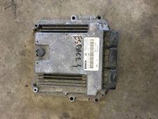 Renault Espace 4 IV 2.0 DCI Steuergerät Motorsteuergerät ECU 8201119303