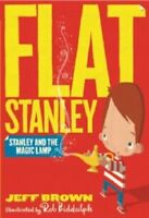 Flat Stanley Story Book: STANLEY AND THE MAGIC LAMP - NEW