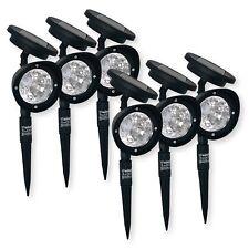 36 Pièces Isotronic DEL Solaire Projecteur Lampe Solaire Extérieur Lampe
