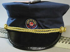 LIONEL ADULT DELUXE CONDUCTOR HAT train cap accessories 9-51015 NEW