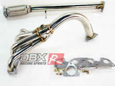 exhaust manifolds headers for saturn sl1 ebay. Black Bedroom Furniture Sets. Home Design Ideas