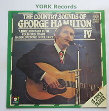 GEORGE HAMILTON IV - The Country Sounds Of ... - Ex Con LP Record MFP 50295