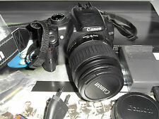 Canon EOS 350D 8.0MP Digitalkamera - Schwarz - OVP