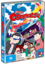 Mr Osomatsu Complete Series New OZ DVD Boxset 4 Discs Region 4 (BOX MM DS)
