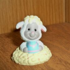 Hallmark Merry Miniature 1994 Easter Lamb in Bunny Suit