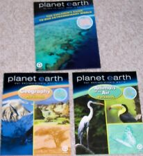 Planet Earth - Children's Guide & Workbooks - NEW - Educational - Free S/H Offer