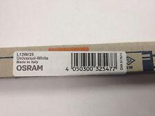 OSRAM Leuchtstofflampen 13W/25 Leuchtstoffröhre Lampe T5 Durchmesser 16 x 517mm