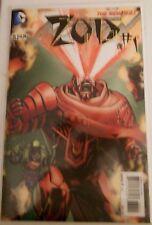 SUPERMAN ACTION COMICS # 23.2 3-D COVER 1ST PRINT DC COMICS (2013) GENERAL ZOD