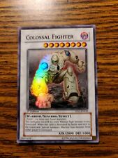 YUGIOH! COLOSSAL FIGHTER 5DS1-EN043 SUPER RARE NM CARD NM