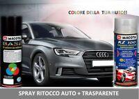 Spray Erneuert Farbe 400 ML + Transparent Mazda 24N Bernstein
