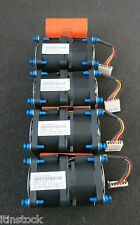 4 x IBM 33P2334 eServer xSeries 336 Double Cooling Server Fan 33P2335 40x40x56