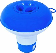 Bestway Hot Tub, Spa or Swimming Pool Chemicals 5 Inch Chemical Floater Blue