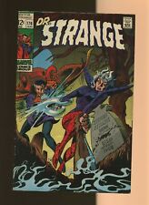 Doctor Strange 176 FN 6.0 * 1 * Clea! Sons of Satannish! Roy Thomas & Gene Colan