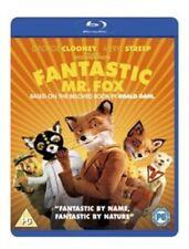 Fantastic Mr. Fox 5039036059190 With Meryl Streep Blu-ray Region B