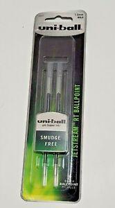 Uni-Ball JETSTREAM 1.0 Pen Refill Packs 2 Per Pack 35972