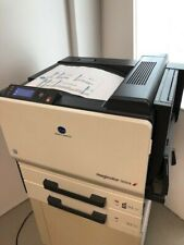 Konica Minolta Magicolor 7450 II Ga Colour Laser Printer A3 Used Ca.11000
