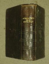 Le livre de piété de la jeune fille. Aubanel. 602e édition revue et complétée.