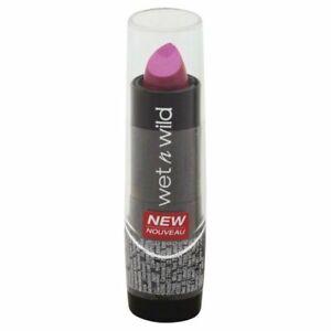 Wet n Wild Mega Last Lip Color Lipstick - Fuchsia With Blue Pearl - 527B