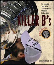 Killer B's ULTIMATE FAN EDITION Boston Bruins 2011 Stanley Cup Champions HC NEW