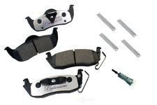 Disc Brake Pad Set-Ceramic Pad Kit with Hardware Rear Autopartsource VP1087K
