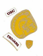USC Football Helmet Decals Free Shipping