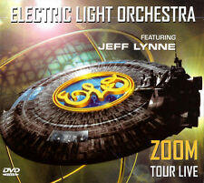 Electric Light Orchestra Featuring Jeff Lynne – Zoom Tour Live DVD PAL