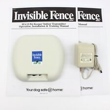 Invisible Fence IFA-12 Indoor Wireless Dog Avoidance Transmitter Pet Boundary
