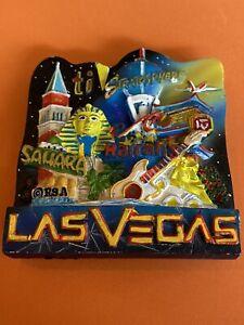 Souvenir Fridge Magnet - Las Vegas