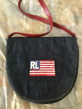 Bolsas Pequeñas Denim Ralph Lauren y bolsos para Mujer | eBay