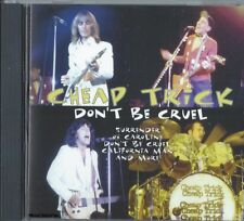 CHEAP TRICK - Don't Be Cruel - Hard Rock Pop Music CD