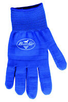 Professional's Choice Horse Equine Royal Blue Roping Gloves