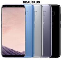 Samsung Galaxy S8 SM-G950U - 64GB - Midnight Black (Internationally Unlocked)
