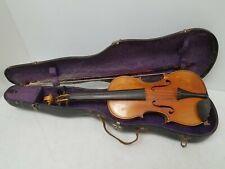 Antique Antonius Stradivarius Cremonenfis Faciebat Anno 1736 With Case