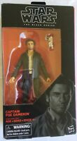 Hasbro Star Wars The Black Series Captain Poe Dameron Action Figure New