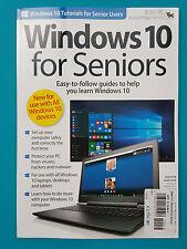 Windows 10 pour Seniors Volume 18 anglais non lues 1A absolument TOP