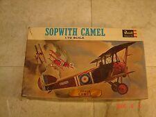 1/72 Revell Sopwith Camel (Vintage)