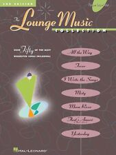 Lounge Music Sheet Music Piano Vocal Guitar SongBook NEW 000310193