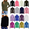 LADIES WOMENS BATWING BAGGY TOP JUMPER FASHION LONG SLEEVE PLAIN TOPS PLUS SIZE